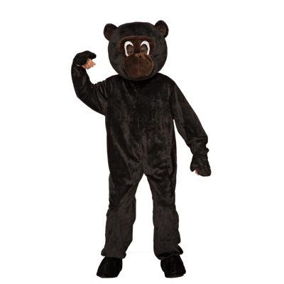 Boys Plush Monkey Costume