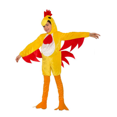 Kids Clucky The Chicken Costume