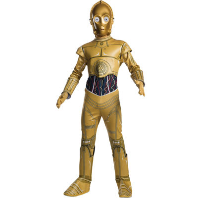 Star Wars Classic Childrens C-3Po Classic Costume