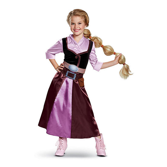 Tangled the Series Season 2 Rapunzel Classic Travel Outfit Toddler Costume