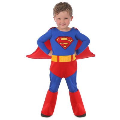 Toddler Superman Cuddly Costume Costume