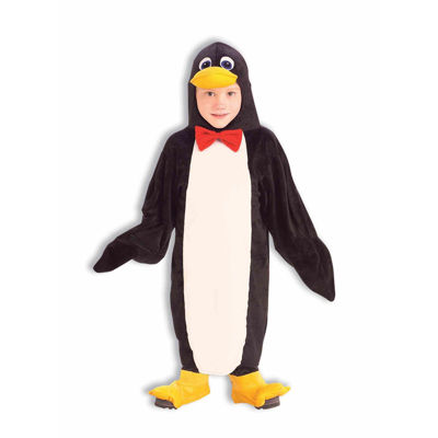 Toddler Plush Penguin Costume
