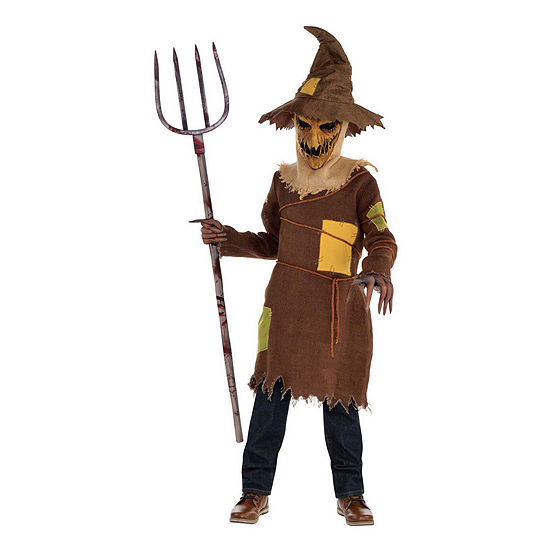 Scary Scarecrow Child Costume