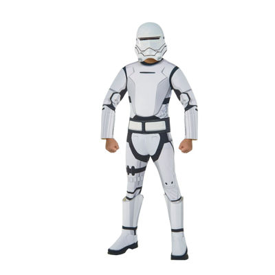Star Wars the Force Awakens Child Deluxe Flametrooper Costume