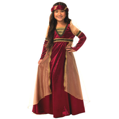 Renaissance Girl Costume