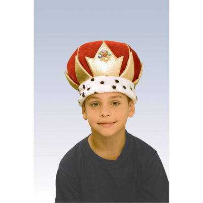Kings Child Crown- One Size Fits Most