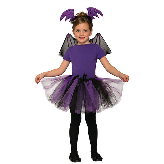 Bat Girl Dress Up Kit- One Size Fits Most