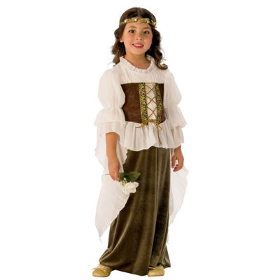 Woodland Girl Costume