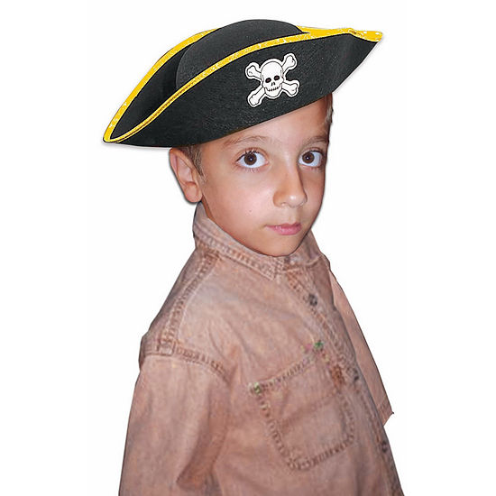 Child Pirate Hat- One Size Fits Most