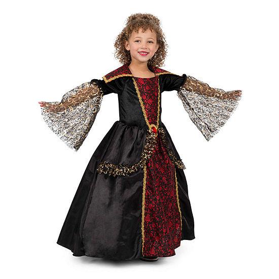 Girls Versailles Vampiress Costume