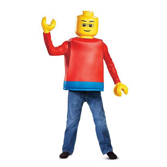 Lego Iconic Guy Classic Child Costume
