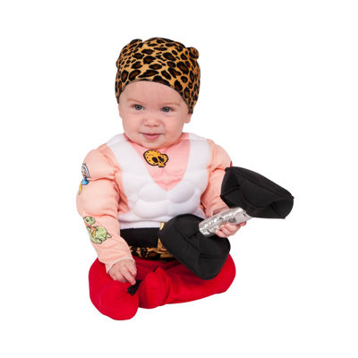 Toddler Muscleman Costume