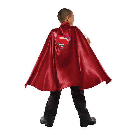 Deluxe Child Superman Cape- One Size Fits Most