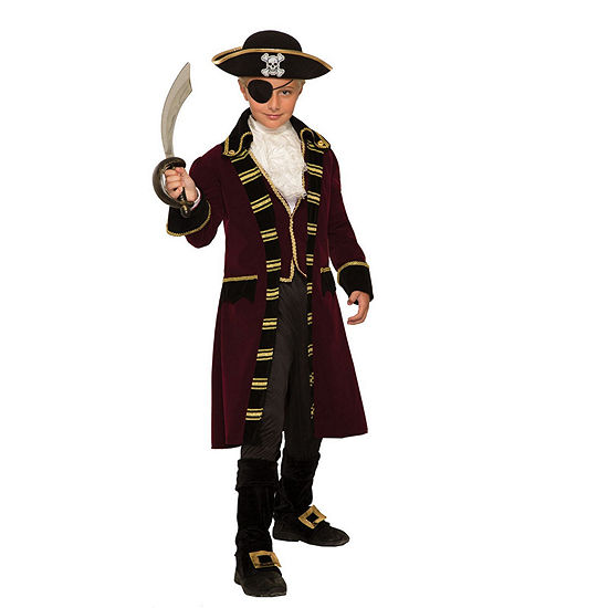 Boys Buccaneer Captain Costume