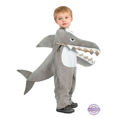 Boys  Chompin' Shark Costume