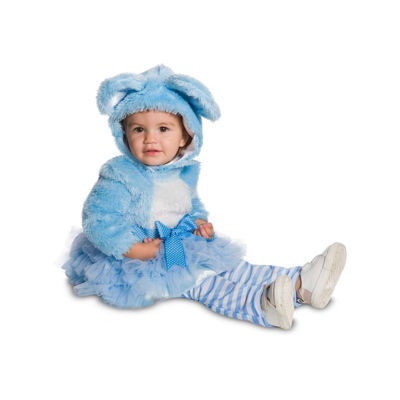 Baby Blue Bear Costume