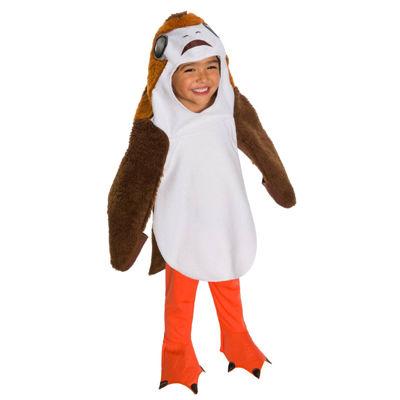 Star Wars The Last Jedi Deluxe Toddler Porg Costume