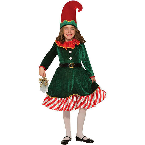 c0ed3dfada3d Buyseasons Santa S Little Elf 2-pc. Dress Up Costume Girls - JCPenney