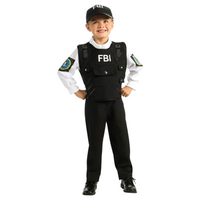 Kids FBI Agent Costume