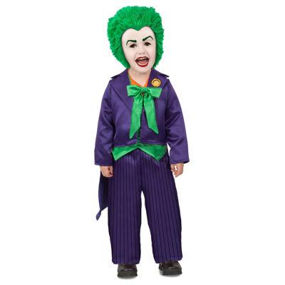 Toddler Dc Batman Comics Toddler Joker Costume