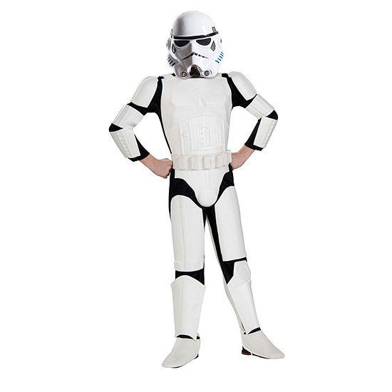 Star Wars Rebels Kids Deluxe Stormtrooper Costume