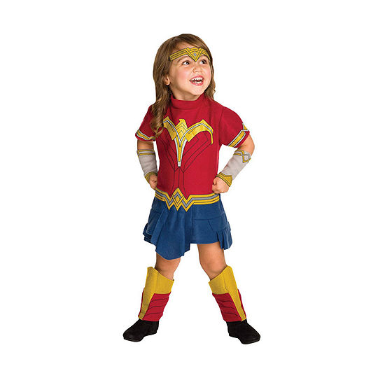Toddler Wonder Woman Romper