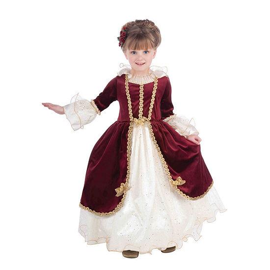 Girls Designer Elegant Lady Costume Girls Costume