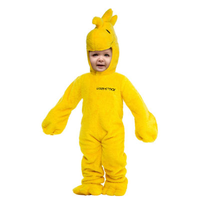 Charlie Brown  - Woodstock Deluxe Toddler Costume