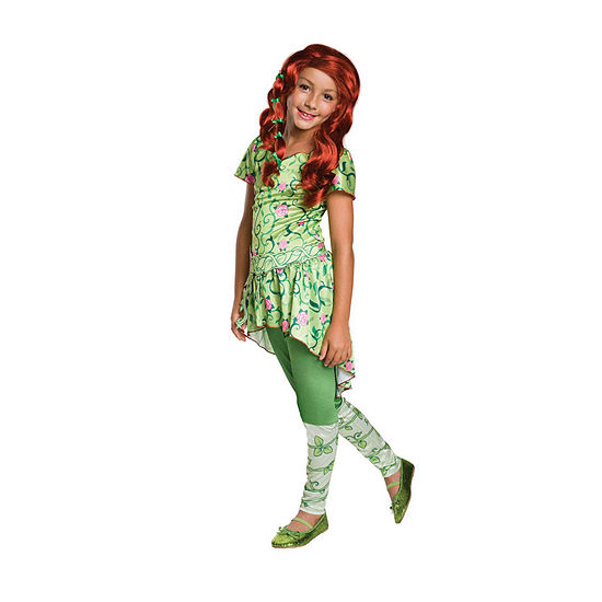 Kids Poison Ivy Costume