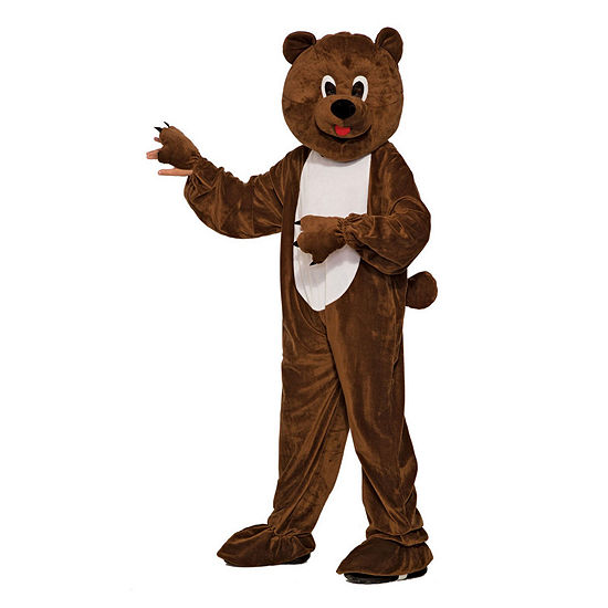 Boys Plush Bear Costume