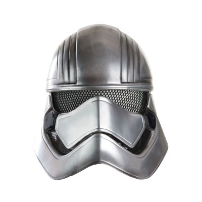 Kids Captain Phasma 1/2 Mask- One Size Fits Most
