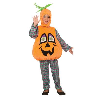 Baby Wiggle Eyes-Pumpkin Costume