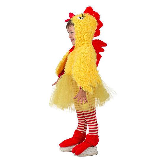 Toddler Premium Princess Chicken Costume