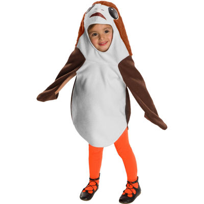 Star Wars The Last Jedi Toddler Porg Costume