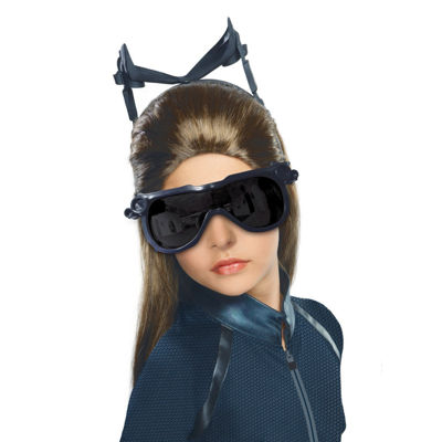 Girls Batman The Dark Knight Rises Catwoman Wig- One Size Fits Most