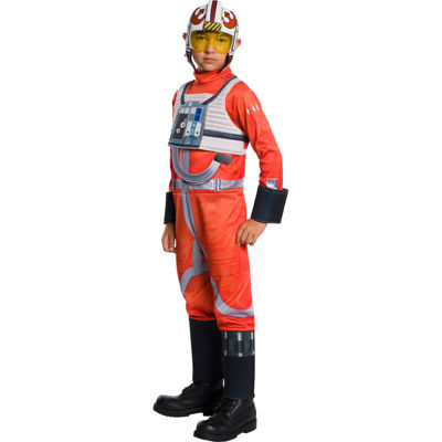 Star Wars Classic Boys X-Wing Fighter Pilot Costume