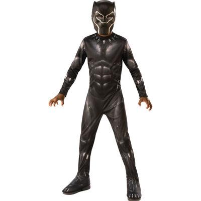Marvel Black Panther Movie Black Panther Boys Costume