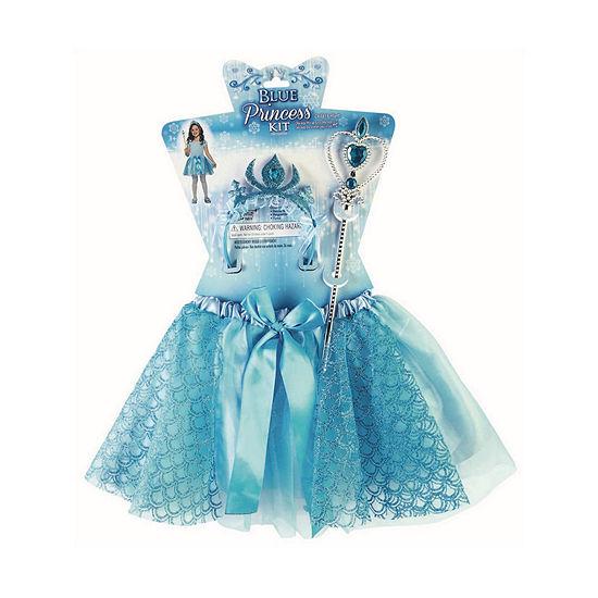 Blue Princess Kit- One Size Fits Most