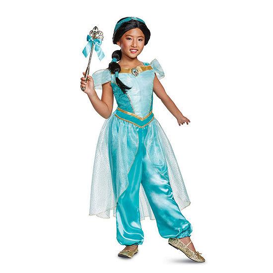 Aladdin Jasmine Deluxe Child Costume