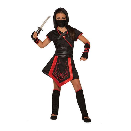 Dragon Blade Ninja Girls Costume