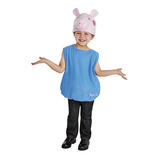 Peppa Pig - George Toddler Costume