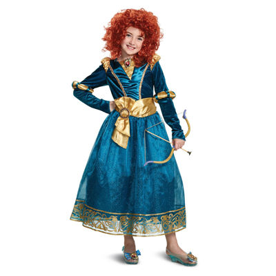 Brave  Merida Deluxe Child Costume