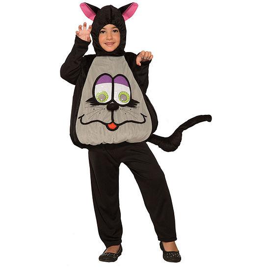 Baby Wiggle Eyes-Cat Costume