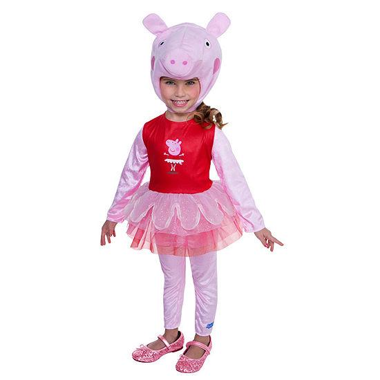 Peppa Pig Ballerina Child Costume Costume
