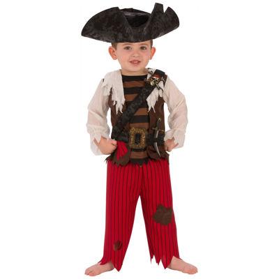 Boys Pirate Matey Costume