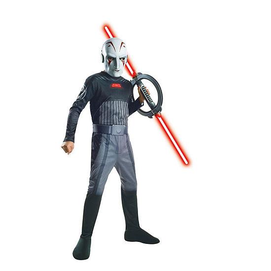 Star Wars Rebels Boys Inquisitor Costume