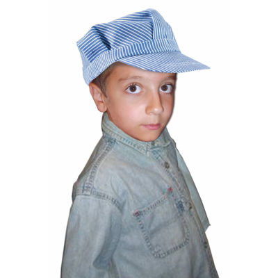 Child Deluxe Engineer Hat- One Size Fits Most