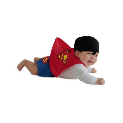 Toddler Superman Diaper Cover Set Costume