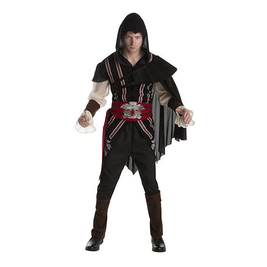 Palamon Assasin's Creed Ezio Auditore Classic Adult Costume