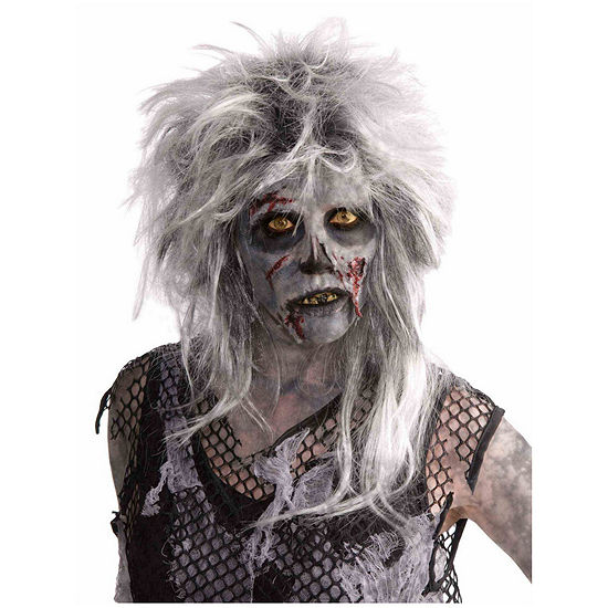 Adult Wild Zombie Wig Dress Up Accessory